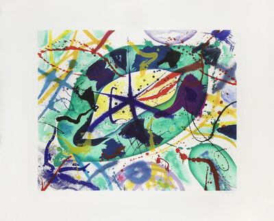 Sam Francis, 'Trietto I ', 1991