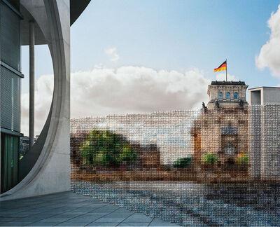 Diane Meyer, 'Reichstag', 2019