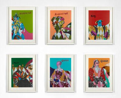 Yinka Shonibare CBE, 'Unstructured Icons', 2018