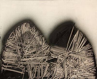 Emilio Scanavino, 'Costretto ', 1969