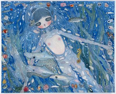 Aya Takano, 'Regeneration of Ocean Flowers', 2015
