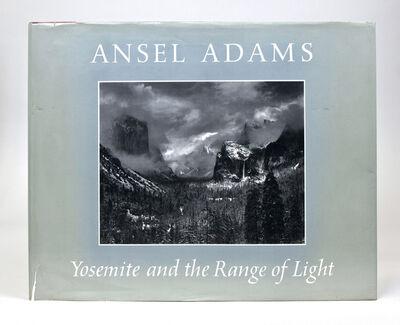Ansel Adams, 'Yosemite and the Range of Light', 1979