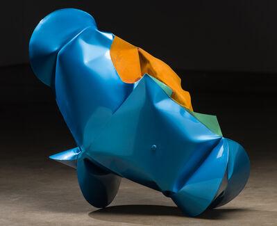 Jeremy Thomas, 'Wagon Blue', 2017