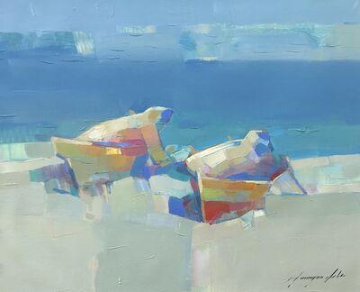 Vahe Yeremyan, 'Rowboats', 2020