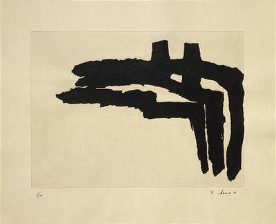 Richard Serra, 'Eidid III', 1991