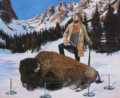 Tracy Stuckey, 'The Last Buffalo '