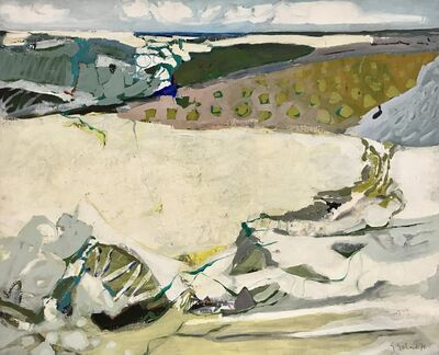 Gabriel Godard, 'Paysage Breton', 1971