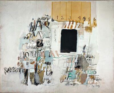 Sarah Grilo, 'Lapsus Opus IV', 1974