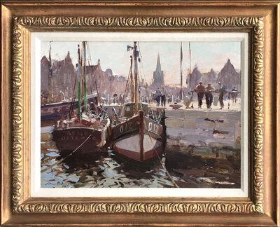 Edward Seago, 'Ostend, Beligium', 1950