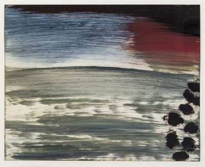 Frank Walter, 'View of Coast with Grey Clouds', Undated