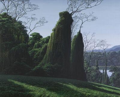 Tomás Sánchez, 'Descubridor de lagunas', 2007