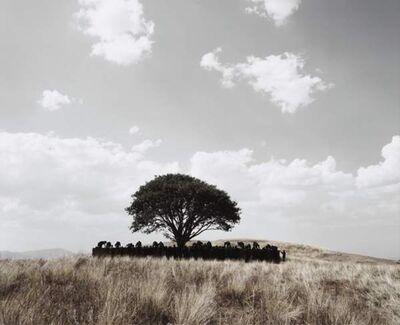 Shirin Neshat, 'Untitled (TOOBA)', 2004