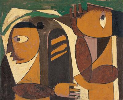 Biren De, 'Untitled', 1957