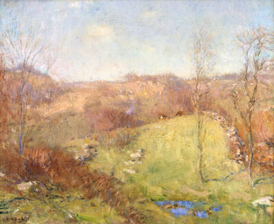Charles Harold Davis, 'Spring in the Hills', ca. 1918