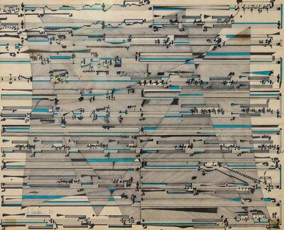 Myra Landau, 'Partituras', 1983