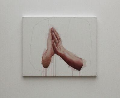 Linda Carrara, 'Anche tu eri le mie mani', 2012