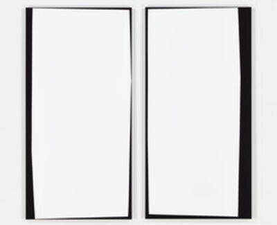 Peter Demos, 'Untitled (Right) and Untitled (Left)', 2013