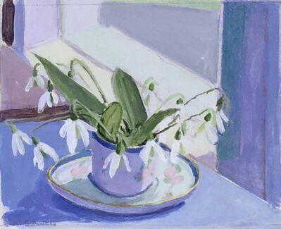 Rita Baragona, 'Snowdrops in Window', 1995
