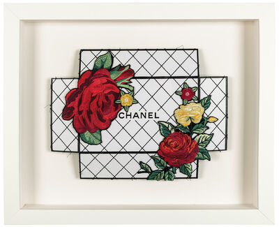 Stephen Wilson, 'Chanel Red Red Rose', 2017