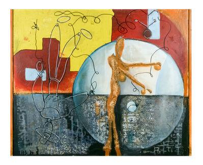 Angelo Martone, 'Gioco al contrario', 2005