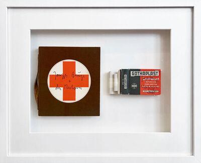 Joseph Beuys, 'Beuys und die Medizin - Gothaplast Schnellverband', 1979/1980