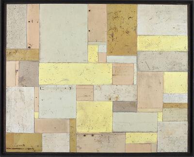 Randall Reid, 'Golden Palette', 2019