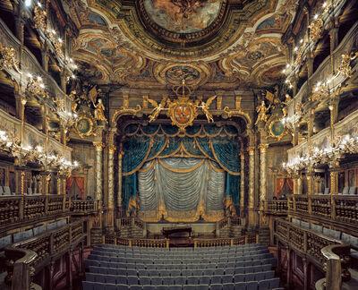 Ahmet Ertug, 'Margravial Opera House, Bayreuth, Germany', 2009