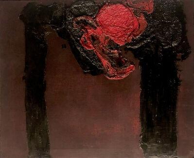Luis Feito, '896', 1963