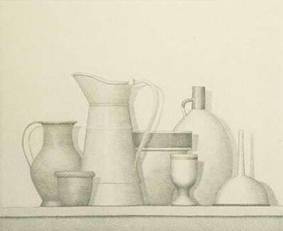 William Bailey, 'Maggione', 2002