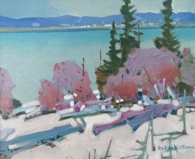 Robert Genn, 'Harmony with Mauve', ca. 2006