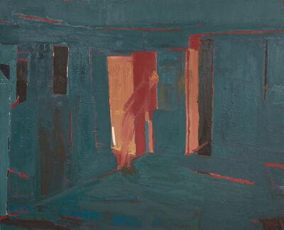 Tatiana Blass, 'Blue Room', 2015