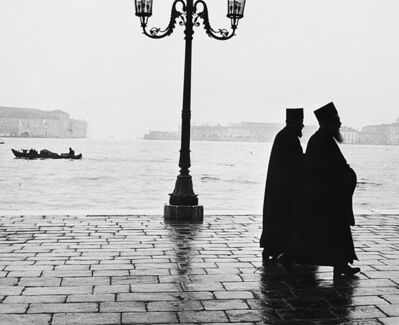 Fulvio Roiter, 'Senza titolo, Venezia', anni 1950