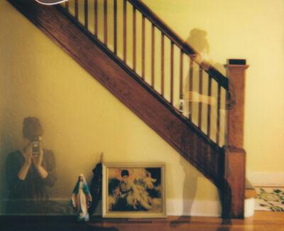 Lisa Toboz, 'Nesting - Contemporary, Polaroid, Photograph, Figurative, 21st Century, Women, Healing', 2016
