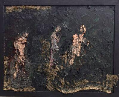 "Thaddeus Radell, 'Study for ""Night Wanderings""', 2019"