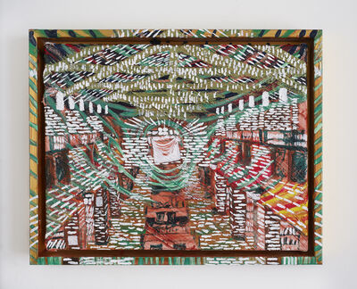Katie Herzog, 'Arroyo Seco Regional Branch Library: LSD', 2014