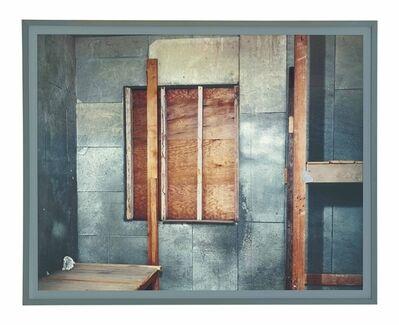 Jeff Wall, 'Blind window no. 2'