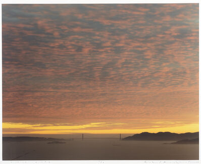 Richard Misrach, '3.14.00, 6:14 p.m.'