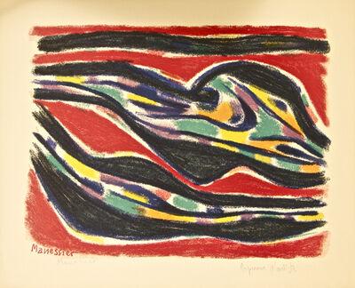 Alfred Manessier, 'Epreuve d'Artiste', 1959