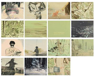 Christian Vinck, 'Downey Yanomami (de transamerica vzla). Serie 2. El Caimán con la risa de fuego.', 2015-2016