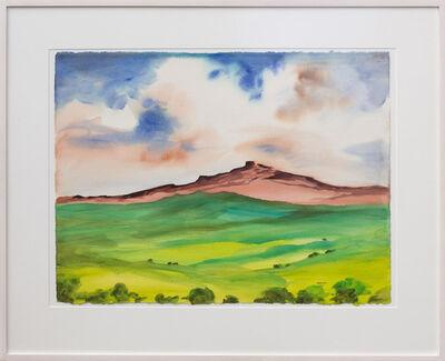 Elaine Holien, 'Along the Rio Grande', 2005
