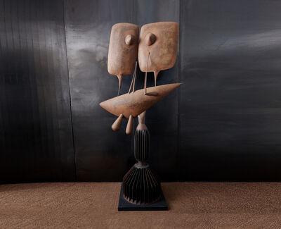 Philippe Hiquily, 'Dédoublement de la prostituée', 1963