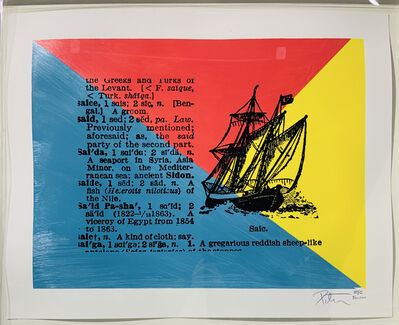 Peter Tunney, 'Untitled (From the dictionary  Daze Series)', 2011