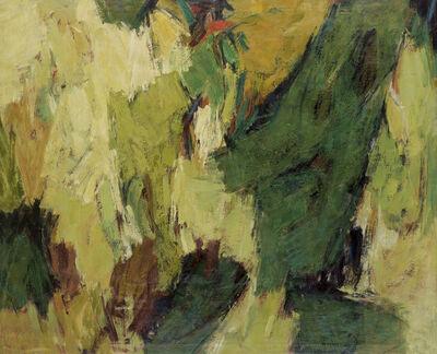 Hale Aspacio Woodruff, 'Landscape No. 2.', circa 1966