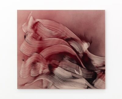 Oliver Wagner, 'Removed Painting 9', 2019