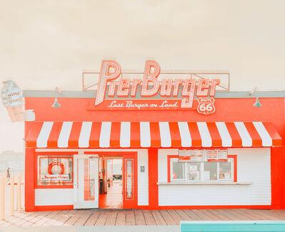 Ludwig Favre, 'Pier Burger', 2019