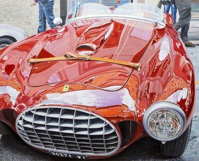 Enrico Ghinato, 'Ferrari 212 Export Marzotto', 2014