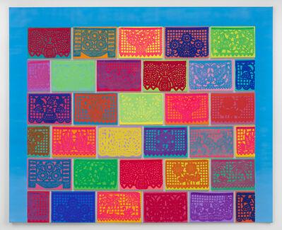 Vonn Cummings Sumner, 'A Big Fat Beautiful Wall', 2017