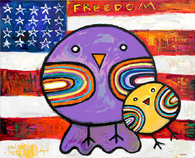 Keith Norval, 'Freedom Owl'