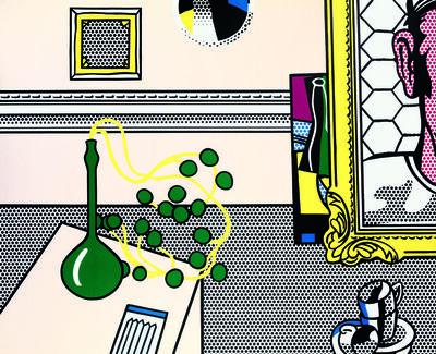 Roy Lichtenstein, 'Artist's Studio', 1973