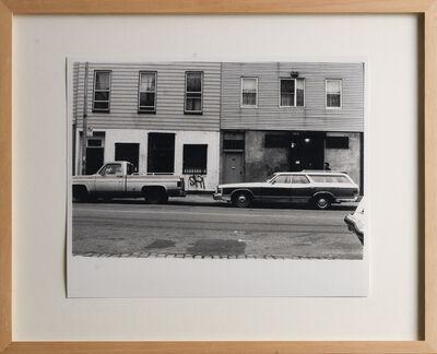 Steven Parrino, 'Studio Photo', ca. 1990